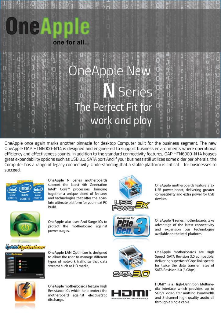 Intel® H81 Mohtasib i5-01